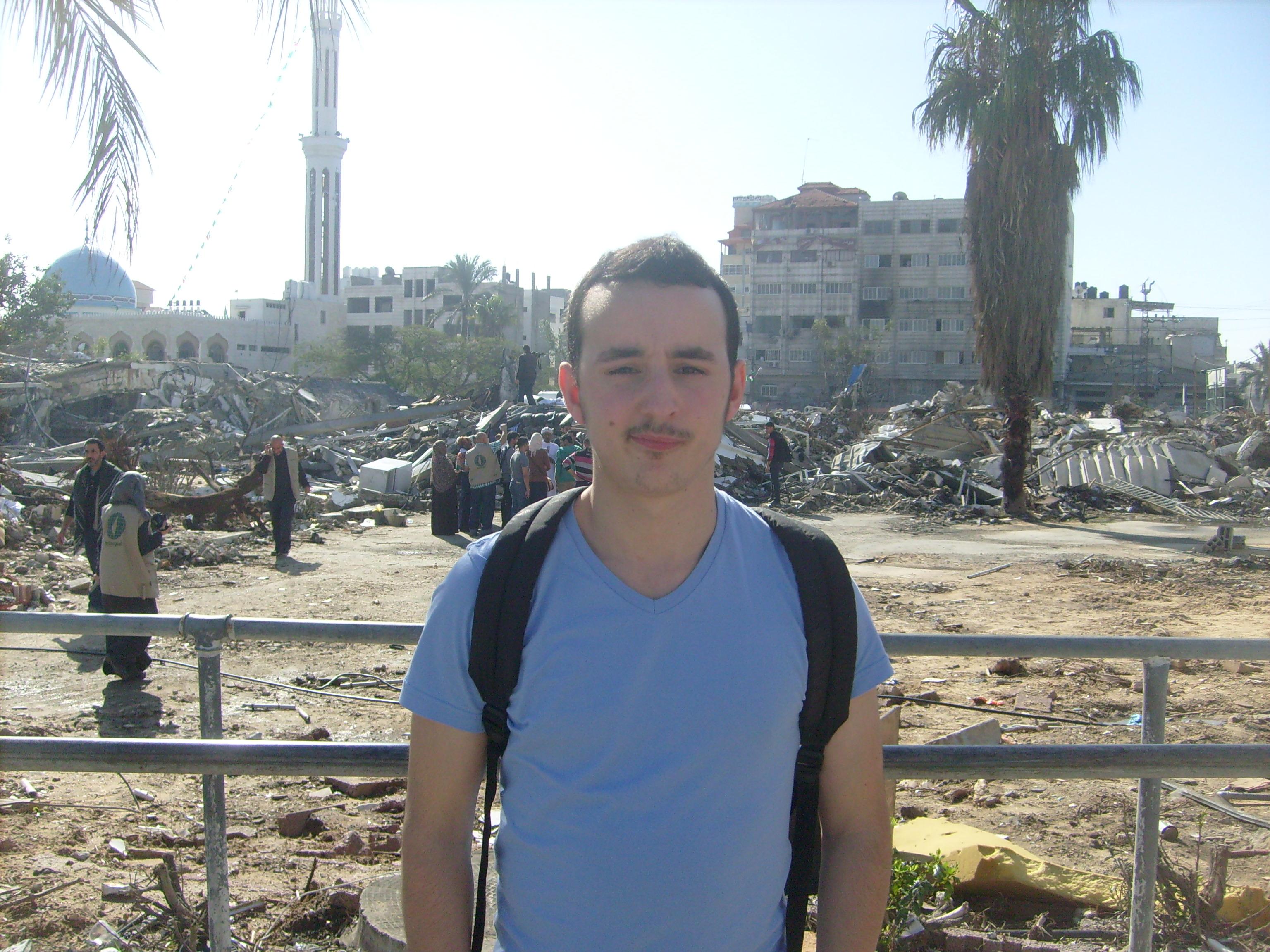 Mission à Gaza – Jour 2