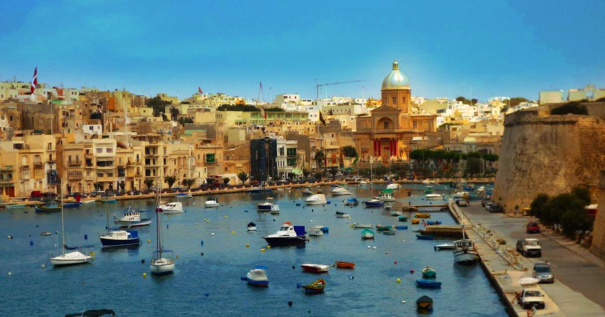 Décollez pour Malte et Revenez dans 6 Mois !