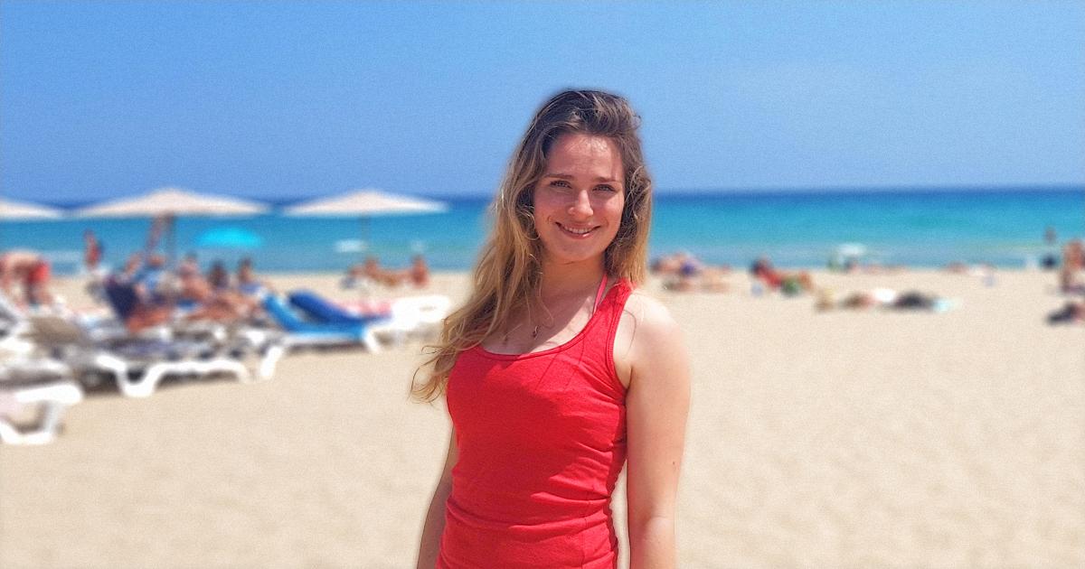 Avec Yaëlle à la découverte d'Alicante !