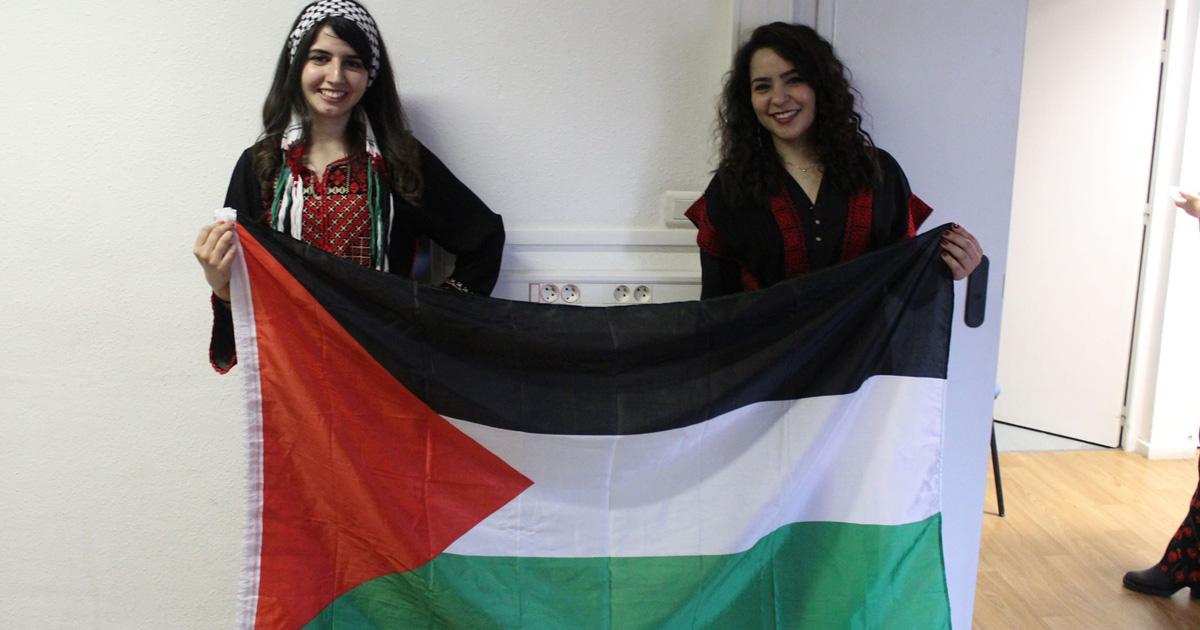 Une Soirée Palestinienne pas comme les Autres