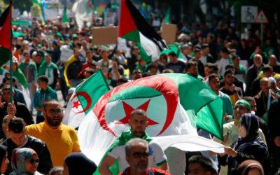Analyse de la Situation en Algérie par Mehdi Sahraoui