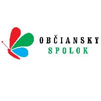 Logo de l'association Obciansky Spolok basée en Slovaquie