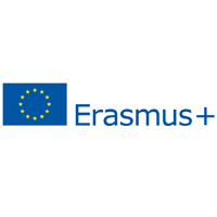 Logo du programme de mobilité internationale européen Erasmus Plus
