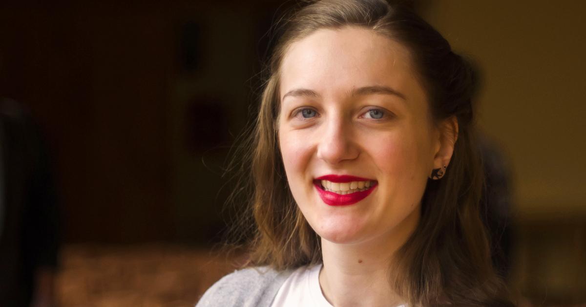Pour Mélanie, Erasmus Plus n'a plus de secret!