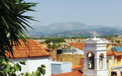 Cap sur Nauplie, l'une des plus belles villes de Grèce !
