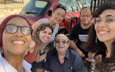 Raja, partie avec Ali en Italie, nous raconte son Projet