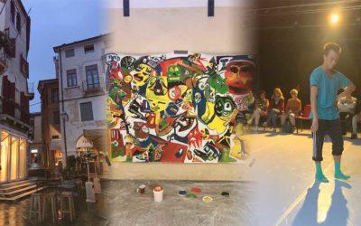 Régénérons nos Espaces à travers l'Art avec Anissa