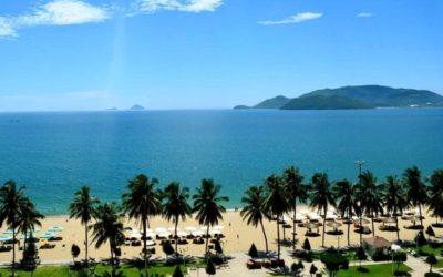 Une Image Colorée des Paysages Vietnamiens