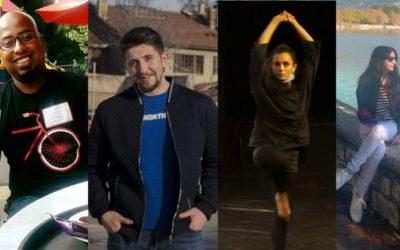 """Notre formation """"Colours of Peace"""" vue par 5 jeunes européens"""
